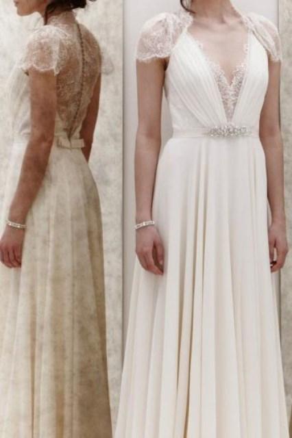 Свадебные Закрытые Греческие Платья