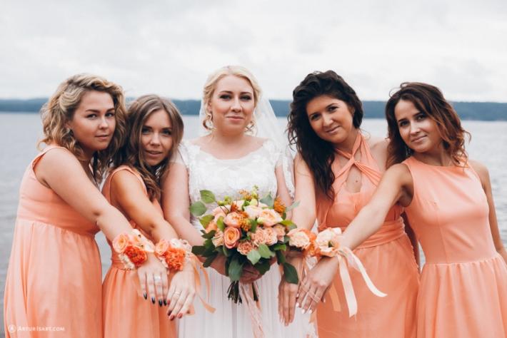 Браслет для подружек невесты своими руками мастер класс 625