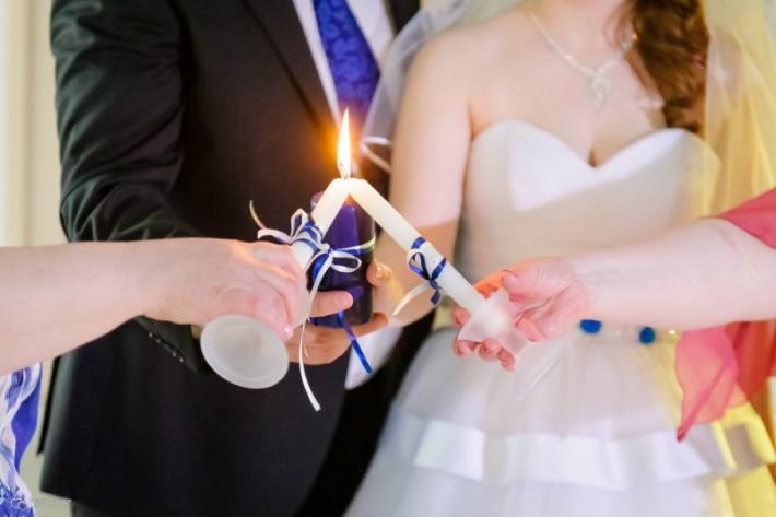 Слова на очаг на свадьбе