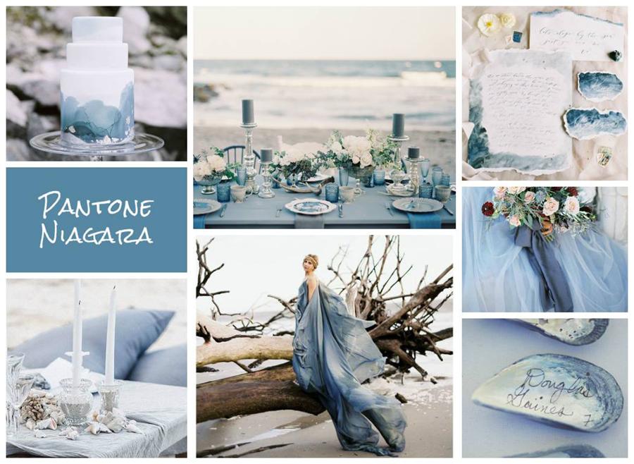 Модный цвет свадьбы в 2017 году