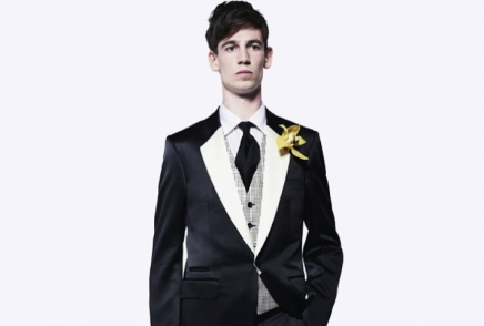 Tux alternatives wedding