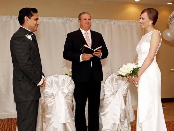 Что такое интернациональная свадьба
